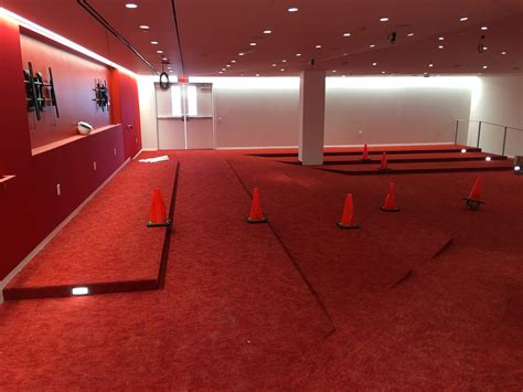 cornell tech building multi level raised floor solutions