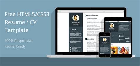 responsive html css3 cv template kadmin free responsive admin dashboard template