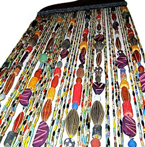 paper bead curtain mzuribeads ethical ugandan beads paper bead king presents