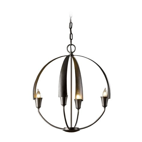 Iron Pendant Light Forged Iron Small Orb Pendant Chandelier Light 104201 07 Destination Lighting