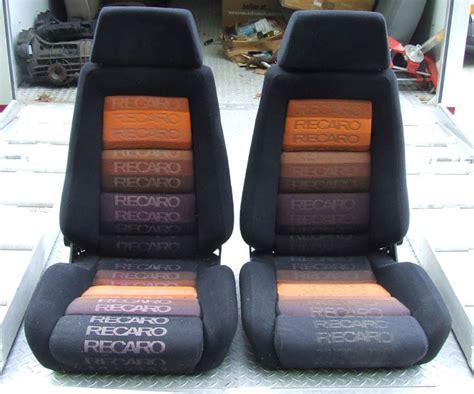 used recaro seats vintage recaro logo seats pelican parts technical bbs