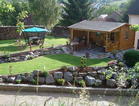 Gartenhaus Maritim Einrichten