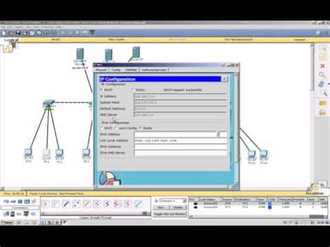 tutorial redes cisco packet tracer tutorial en cisco packet tracer para la creaci 243 n de una