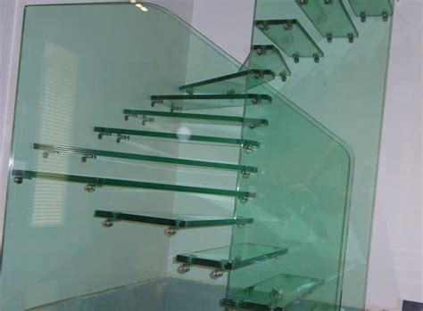 Metal Stair Rails And Banisters Glass Stairs Staircase123