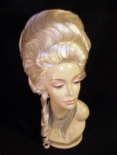 hair and makeup venice italy french 18th century pompadour wig salon ideal s