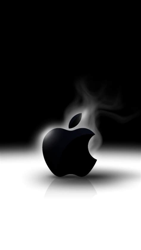 black white apple iphone wallpaper hd iphone wallpaper