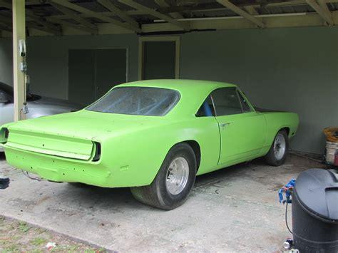 Barracuda Auto by 1969 Plymouth Barracuda Drag Car