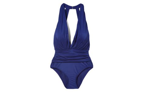 the best swimsuits for all body types real simple dip back mio one piece the best swimsuits for all body