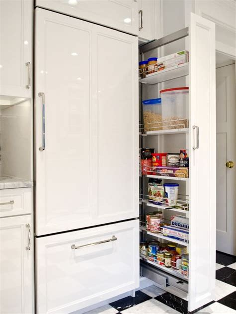 kitchen pull out cabinet pull out pantry cabinet houzz