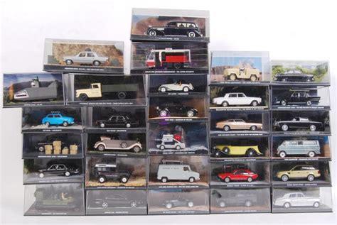 Ge Fabbri 007 Bond S Diecast Car Mgb 1 43 ge fabbri eaglemoss bond car collection