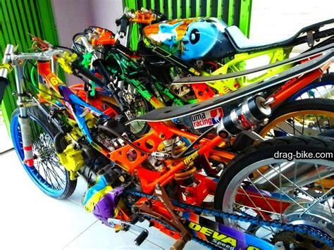 modifikasi motor jupiter z mx 135 cc foto motor drag jupiter mx 135 cc automotivegarage org