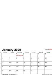 photo calendar  uk  printable  templates