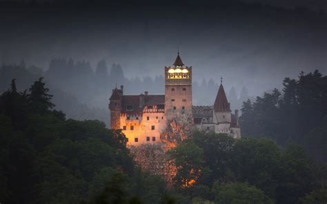 transylvania dracula castle castles of europe windows 7 theme