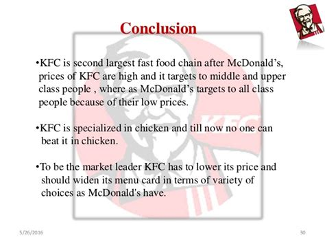 kfc till layout operations strategies of kfc