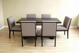 Modern Dining Table Set With Bench Modern Extendable Wooden Furniture Dining Set Modern