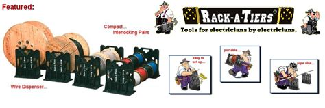 rack a tiers electrical tools and supplies for