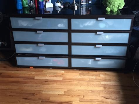 where to buy a dresser in nyc used ikea hopen 8 drawer dresser in new york