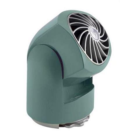 buydig vornado v6 flippi personal fan raindrop green