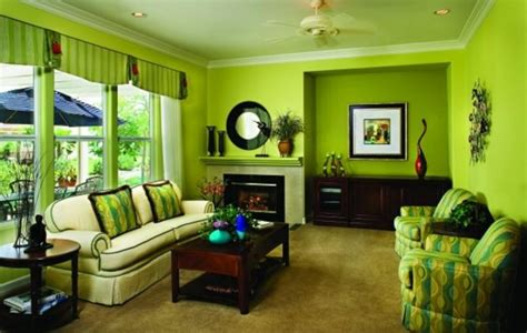 astounding green living room designs   catch