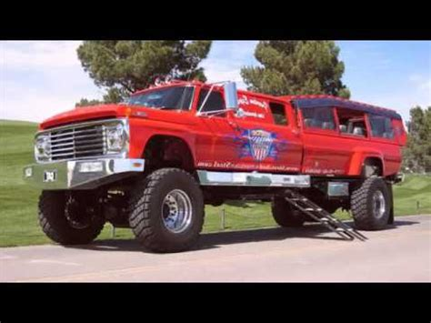 ford f750 huge offroad truck f650 youtube