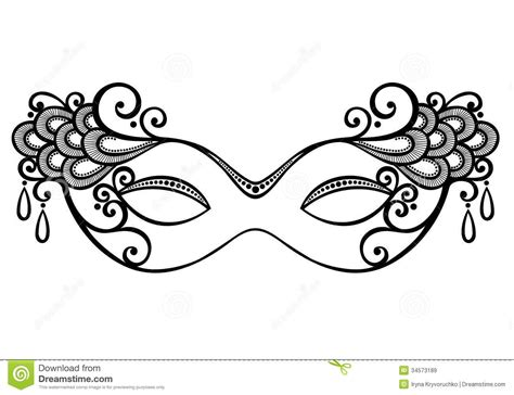 beautiful mardi gras mask printable coloring pages masquerade coloring pages for adults on pinterest