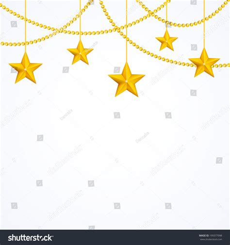 hanging die cut bead card template card template with hanging yellow gold shiny