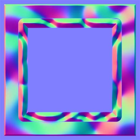 Really Cool Picture Frames Ronjonie Cool Frame 1 Normal Map