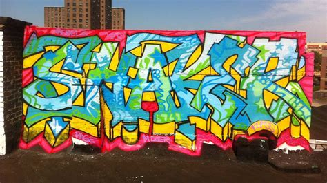 Train Murals For Walls old school graffiti writers get rooftop gallery animal