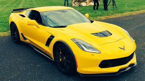 What Does Z06 by Clarkson Quot Took Quot A Corvette Z06 But What Does It