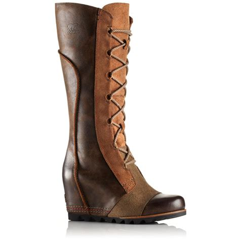 sorel s cate the wedge boot
