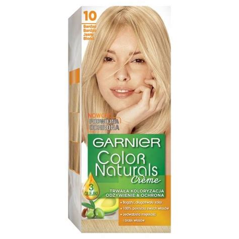 Garnier Color Naturals 60ml garnier color naturals permanent hair color different