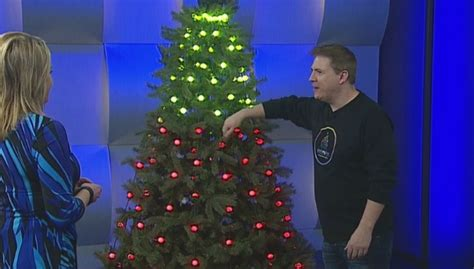 local man featured on shark tank for christmas tree