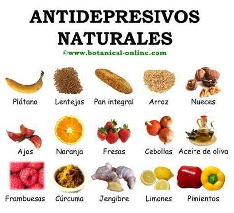 alimentos serotonina remedios antidepresivos naturales remedios caseros