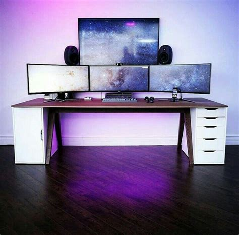 Desk Gaming Setup Best 25 Computer Setup Ideas On Gaming Desk Gaming Setup And Pc Gaming Setup