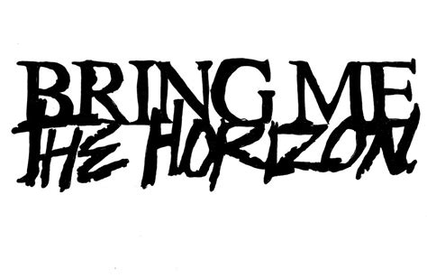 Poster Bring Me The Horizon 02 Jumbo Size 50 X 70 Cm bring me the horizon logo by kristiinakuuspalu on deviantart