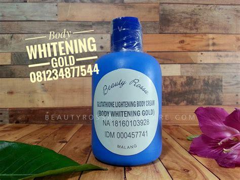 Serum Arbutin Rossa whitening gold rossa skincare