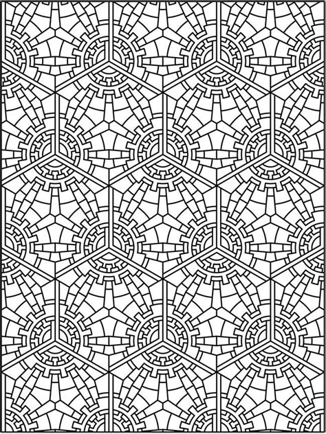Tessellation Patterns Coloring Pages | tessellation patterns coloring pages pinterest