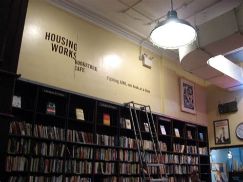 housing works bookstore housing works bookstore cafe www imgkid com the image
