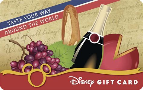 Activate Disney Gift Card - international food archives disney world disney cruise universal orlando resort
