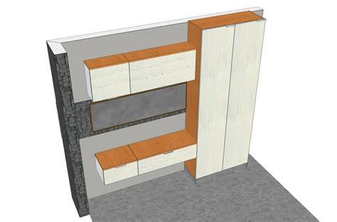 mobili moderni da ingresso ingresso eleonora progetti personalizzati su misura