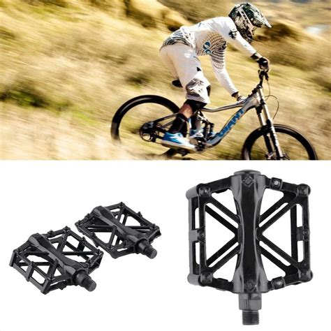 Pedal Sepeda Mtb Alloy 1 pair ultralight aluminum alloy bicycle pedals mountain bike pedal mtb road cycling