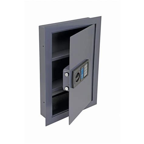 wall safe flush mountable digital wall safe new