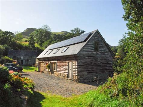 The Barn Holiday Cottage The Barn Builth Wells Powys Holiday Cottage Reviews