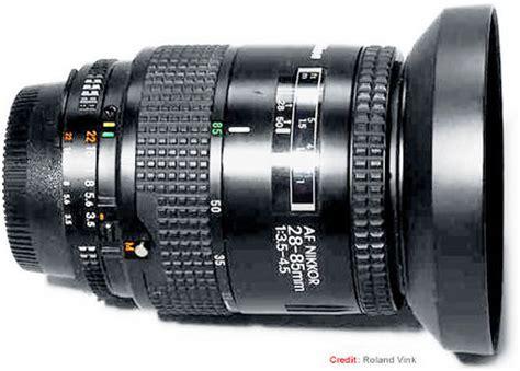 af zoom nikkor 28 85mm f/3.5~4.5 lens group index page