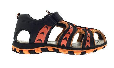 boys sport sandals boys sports sandals closed toe walking comfort casual