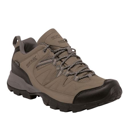 great shoes regatta great outdoors mens holcombe low walking shoes ebay