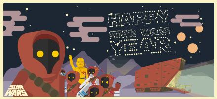 star wars year by 0241232414 happy new year gif find share on giphy