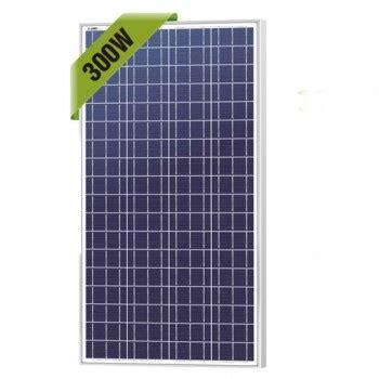 panel surya 300 wp shinyoku polycrystalline