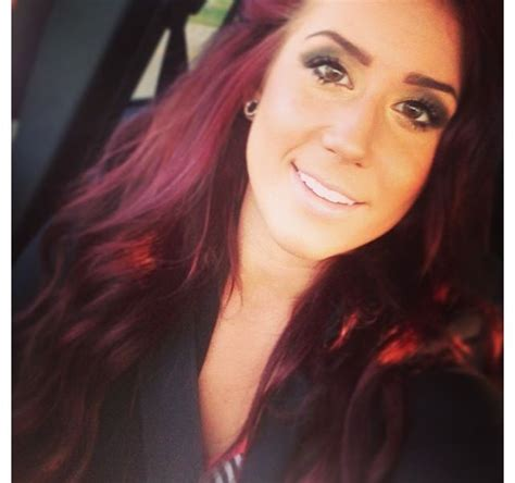 how chelsea houska dyed her hair so red chelsea houska red hair hair pinterest