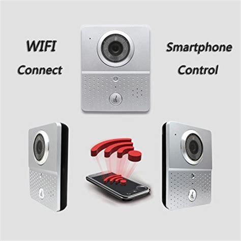 Wifi Doorbell Phone wireless door phone wifi doorbell intercom digital smart phone vision